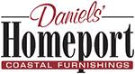 Daniels' Homeport Coastal Furnishings Logo