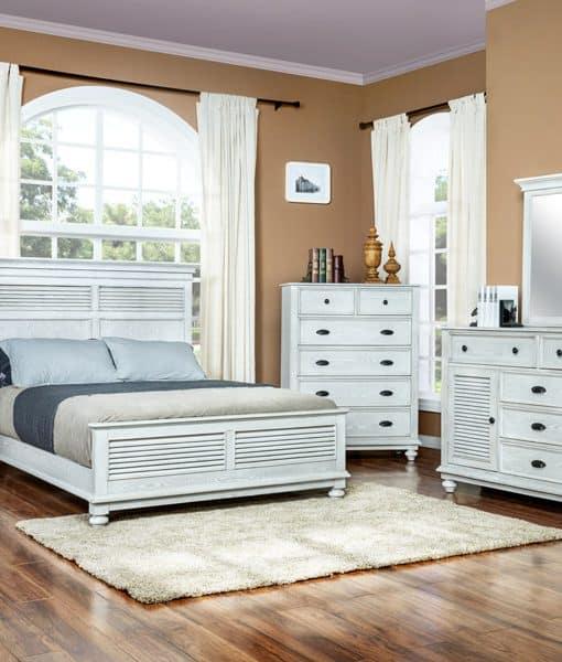 Bedroom furniture interior design style